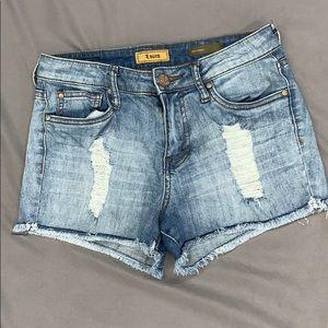 STS Blue high waist shorts